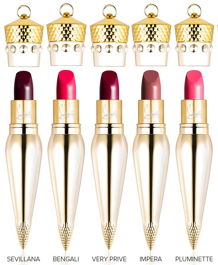 louboutin lipstick precio