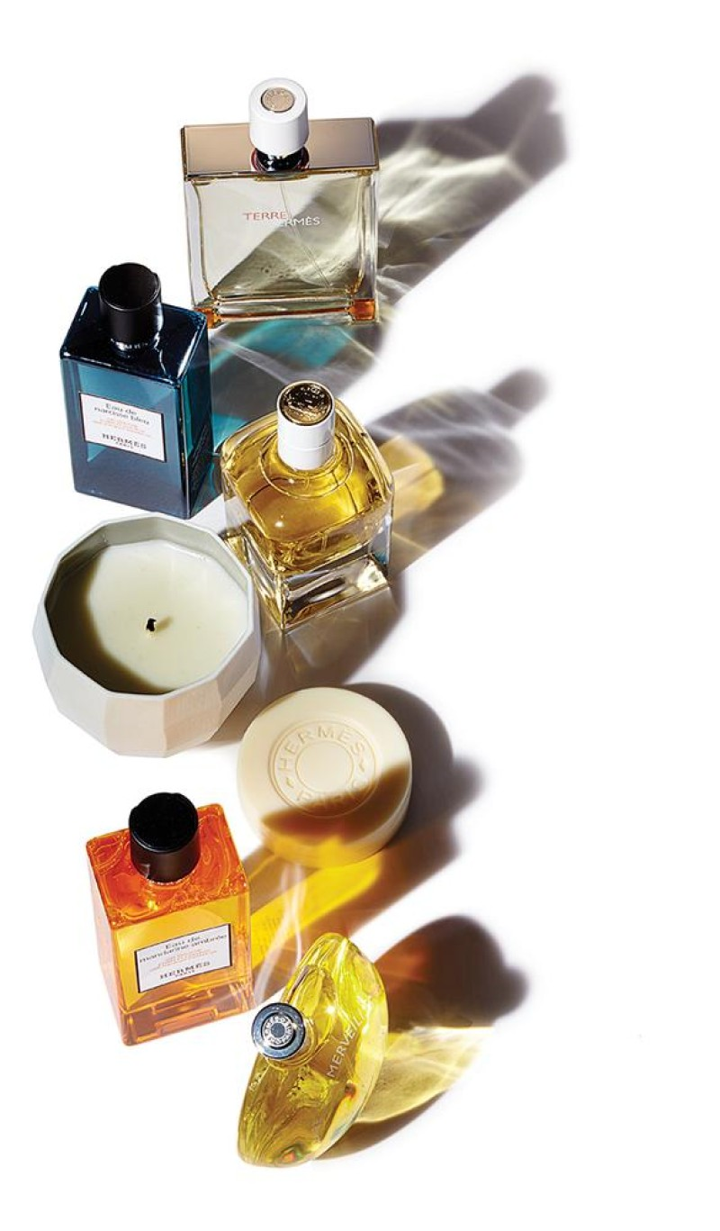 Hermes Opens Its Own Perfume Boutique in New York